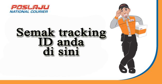 Semak Tracking ID Anda