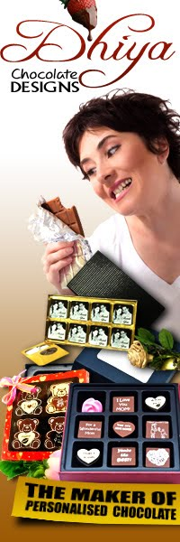 Iklan 1: Personalised Chocolates