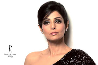 Sridevi's photoshoot for Dabboo Ratnani