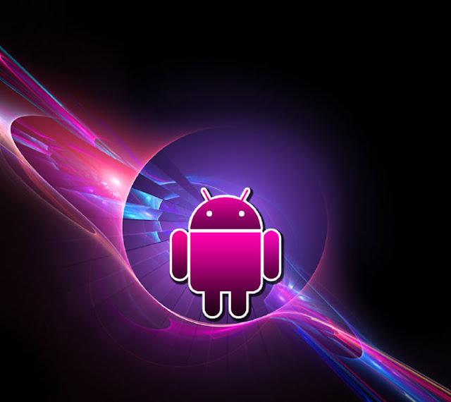 Wallpaper For Android Phones With Robot Logo