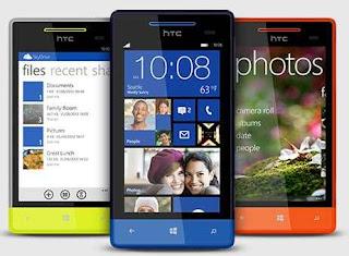 HTC 8S Windows Phone