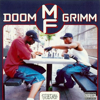 MF Doom & MF Grim - MF: E.P. (2000)