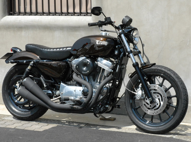 Harley Davidson Sportster By Tramp Cycle