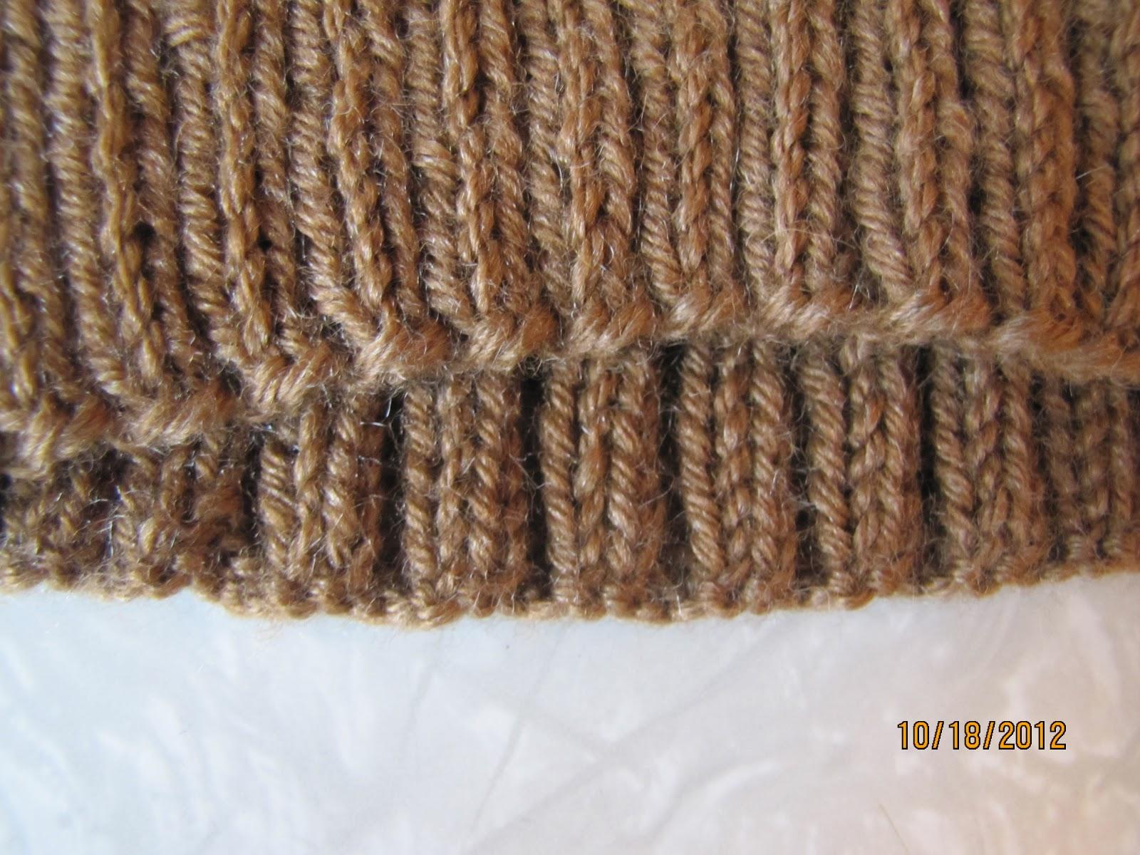 Magnífico Knit 1 Purl 2 Pattern Imágenes - Manta de Tejer Patrón de ...