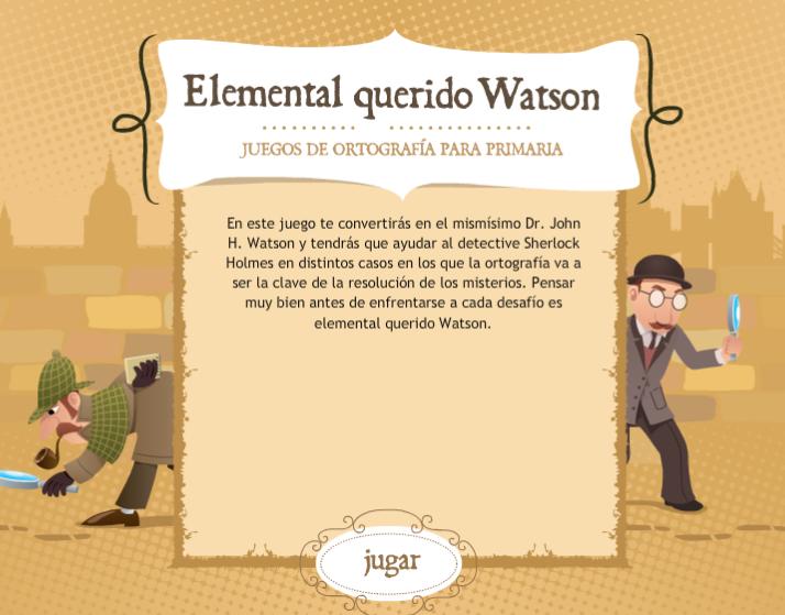 ELEMENTAL QUERIDO WATSON