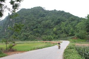 Highway No. 2B to Tuyên Quang