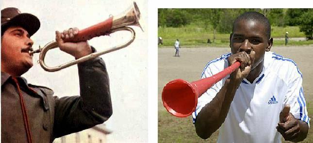 Cornetas & Vuvuzelas