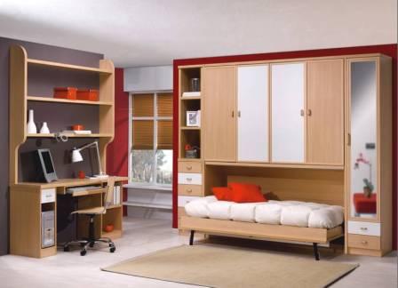 Camas abatibles en madrid camas abatibles toledo mueble - Habitaciones juveniles camas abatibles horizontales ...