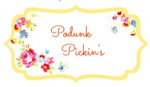 Click picture below for all Podunk Pickin's Freebie's