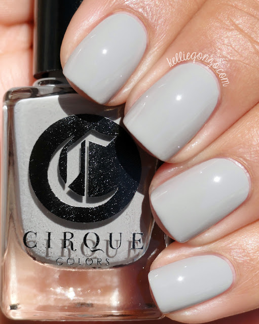 Cirque Colors Page Six