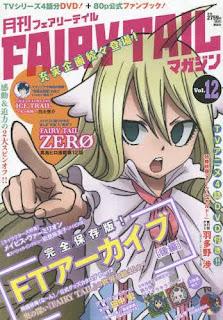 majalah fairy tail