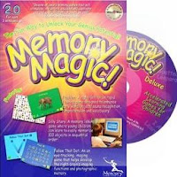 Magia - Memoria, link, loci, palacio - sistema - mentalismo