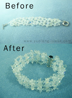 chipstone_bracelet_before_after_remaking