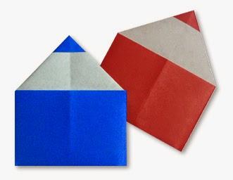 Hướng dẫn cách gấp cây bút chì bằng giấy đơn giản - Xếp hình Origami với Video clip - How to make a Pencil 2