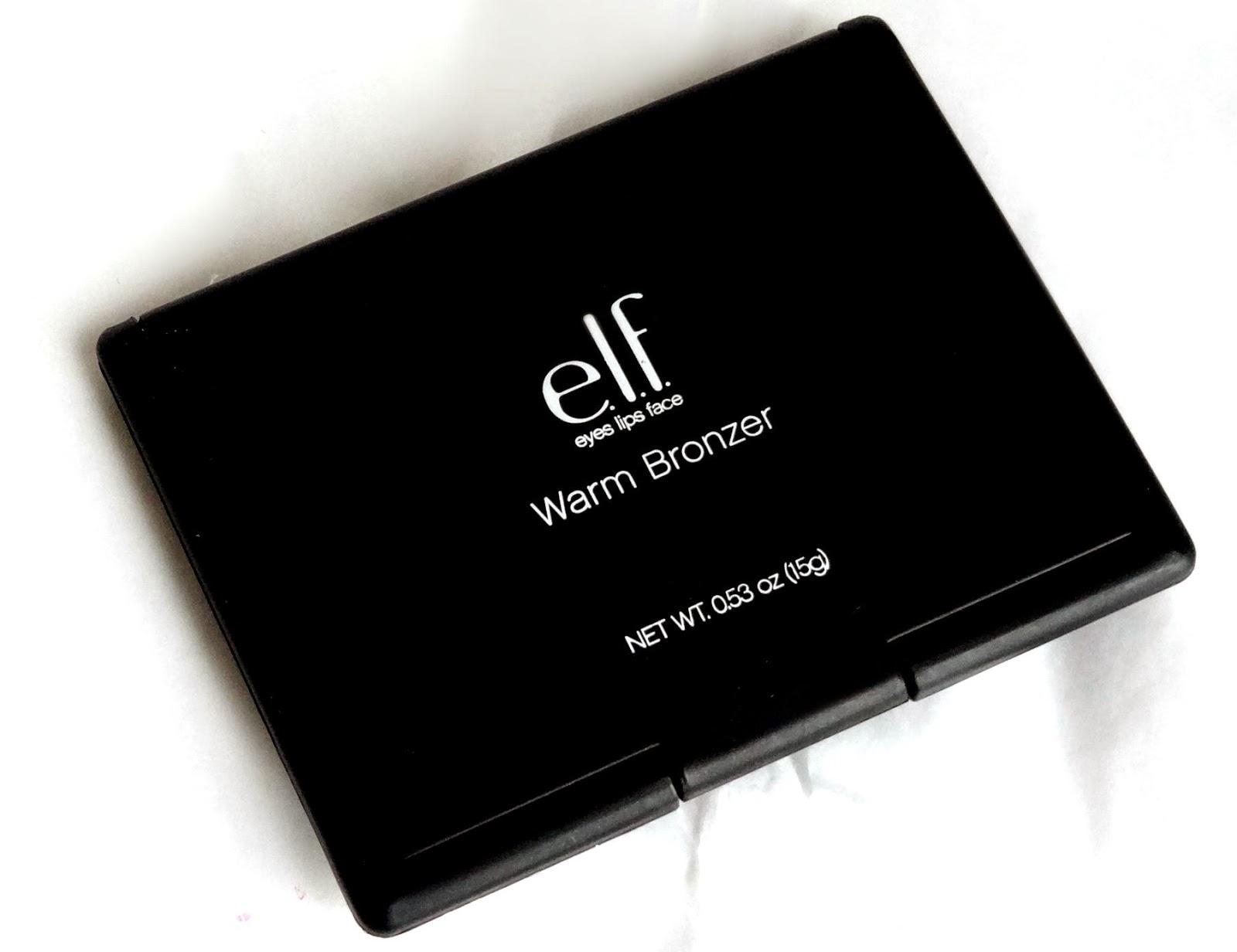 e.l.f Cosmetics Studio Bronzer: Warm