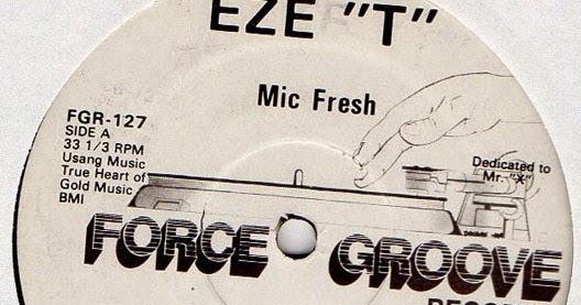Eze T Mic Fresh Jazzy Reggae