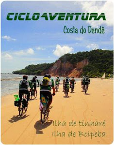 Ciclo Aventura na Costa do Dendê