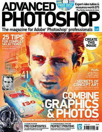 Advanced Photoshop Magazine Issue 125 August 2014