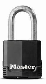 master lock M115XDLF Covered Laminated Padlock