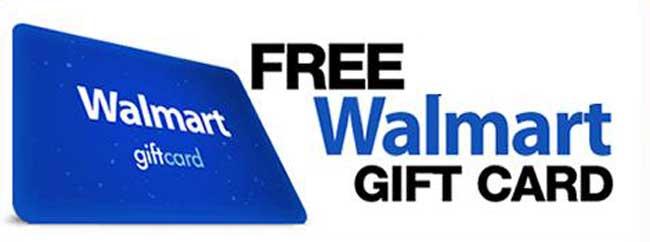 Get free $1000 walmart gift card   Free 1000 Walmart Gift Card
