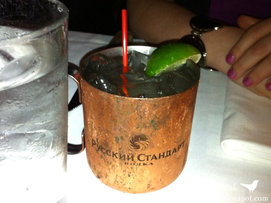Here's Oprah's Moscow Mule Recipe :