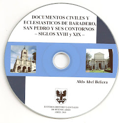 CD - Documentos, Historias yGenealogias del Virreinato