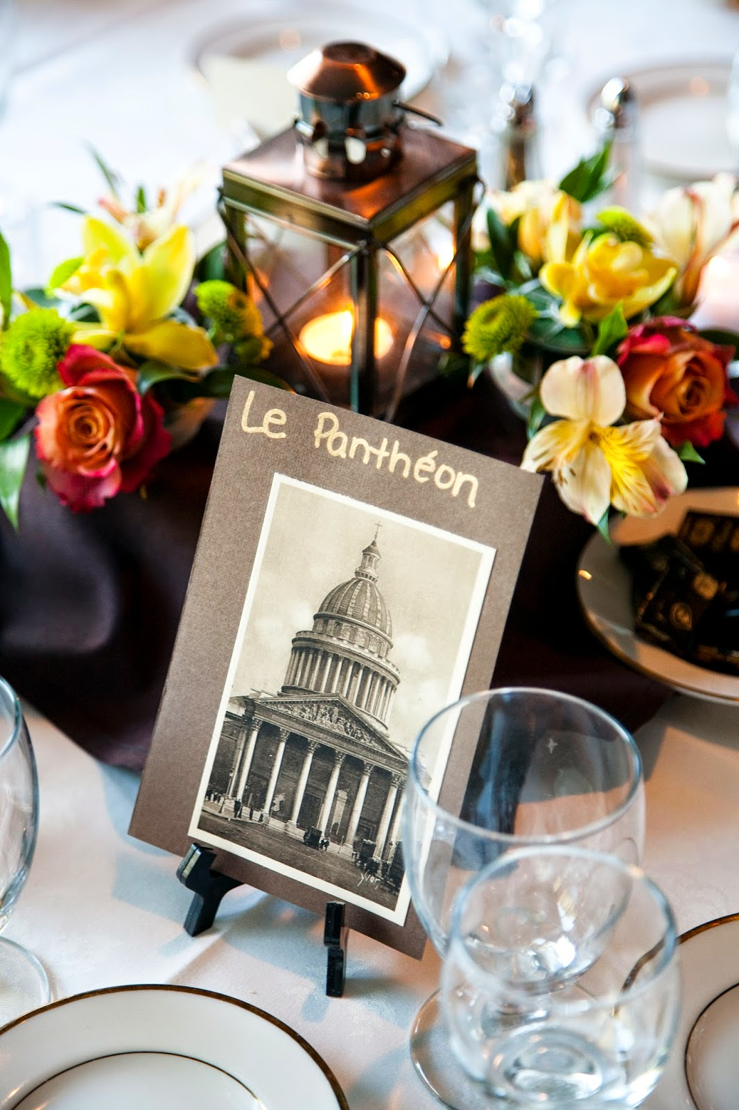 Travel Themed Wedding Centerpiece Ideas: Doesn t this table just ...