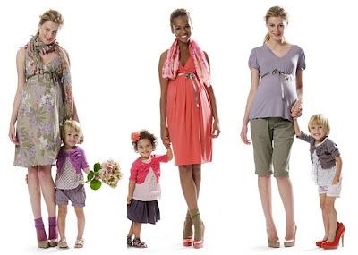 moda embarazadas verano primavera 2012 2013