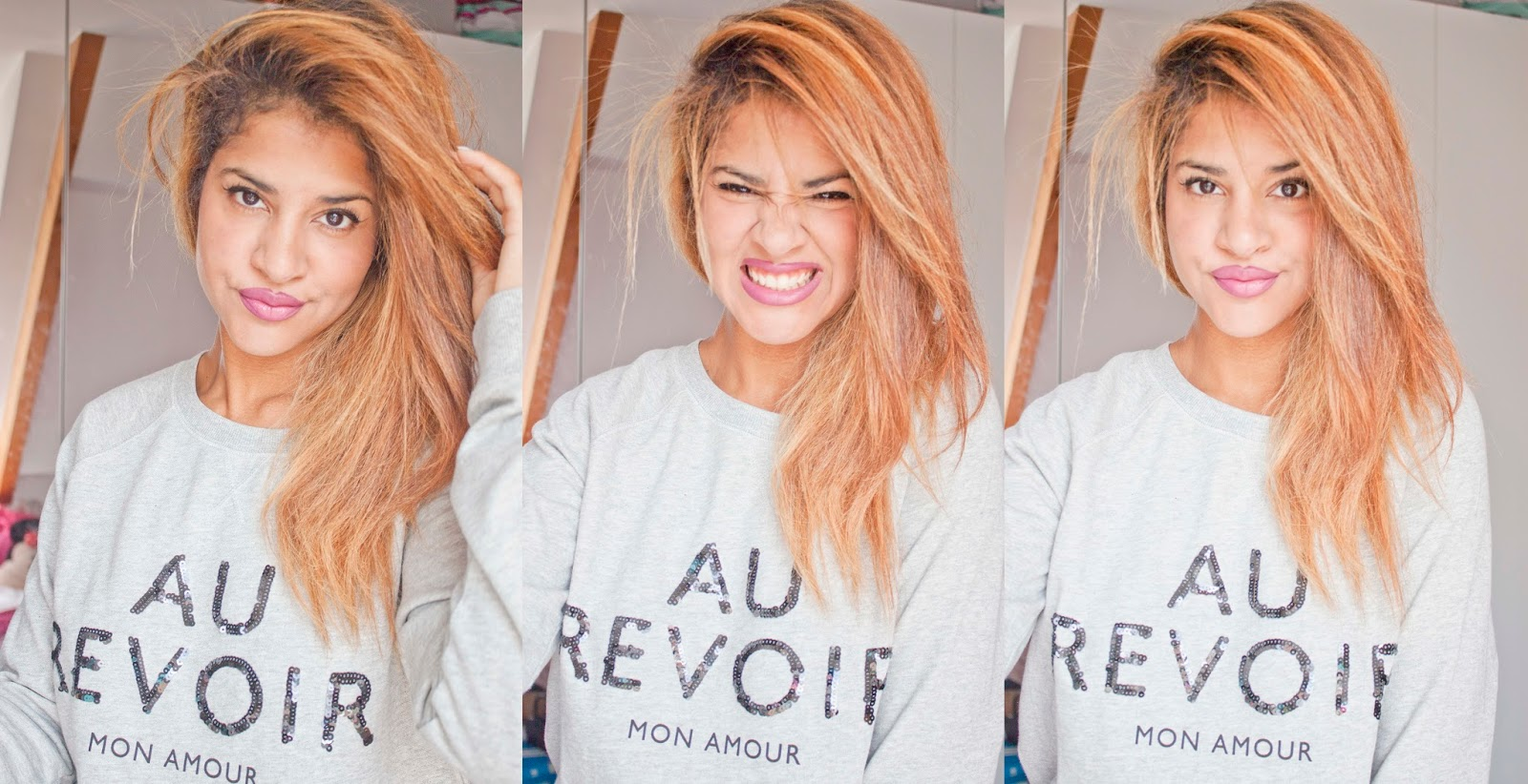 Blog mode the shoppeuse coiffure 4 passer du noir au blond - Passer du noir au blond ...