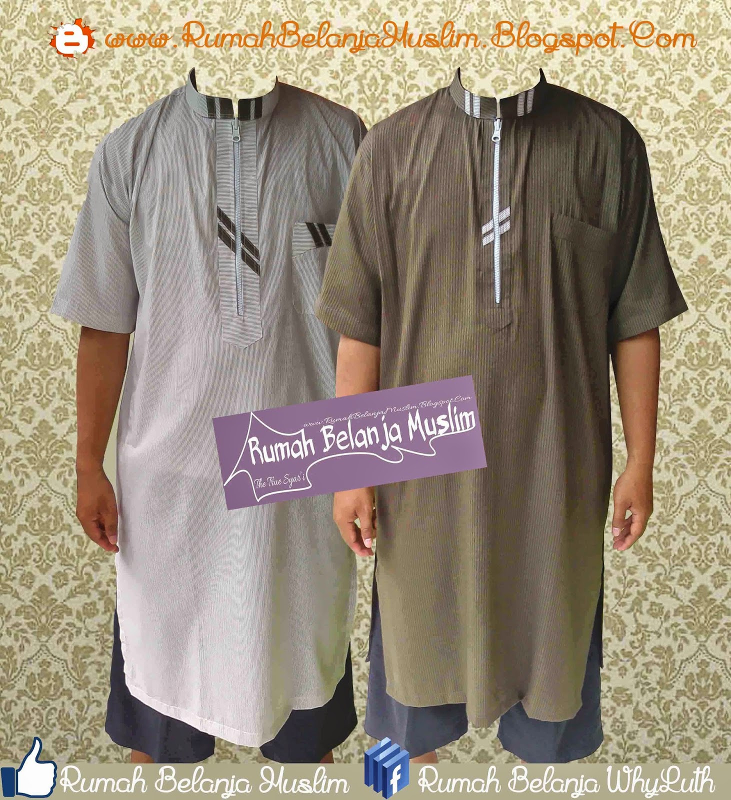 Baju Muslim Panjang