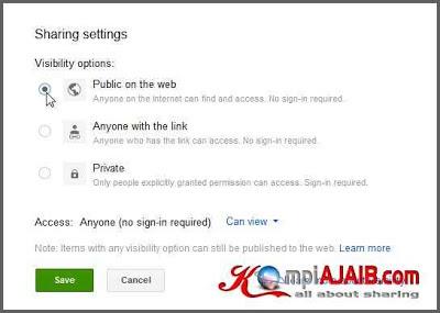 Cara Upload File, HTML, CSS, Javascript Di Google Drive 4