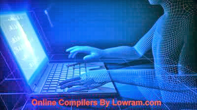 Download Guide: online c compiler and run with input