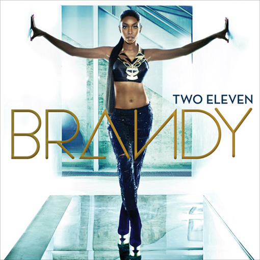 Brandy - Two eleven | Album art