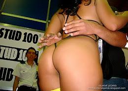 Puras NALGONAS en la Expo Sexo 2011