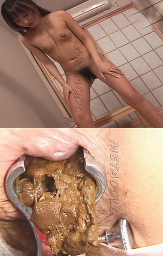 1919gogo 7961-8010 vol.90-97. Gyno anal shitting exam. Girl diarrhea after enema