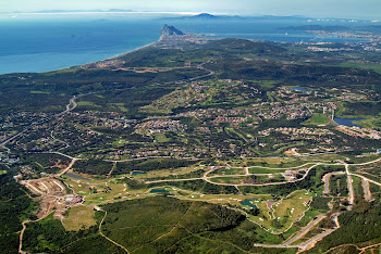 Sotogrande from on high