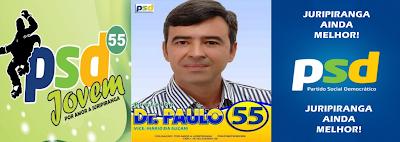 PSD 55 JURIPIRANGA