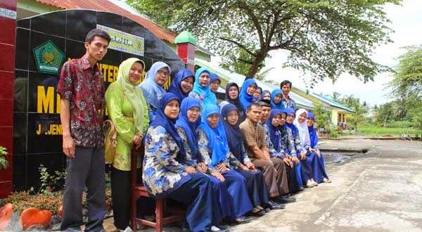 Kepala MIN Perdamaian : Orangtua Ikut Meningkatkan Mutu Pendidikan