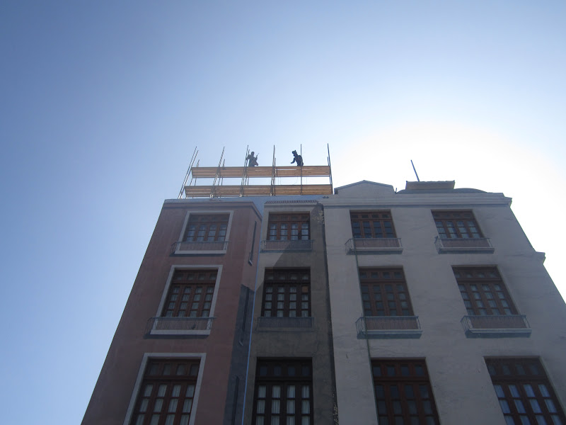 Municipalidad de antofagasta informa ima paraliza for La casa del led