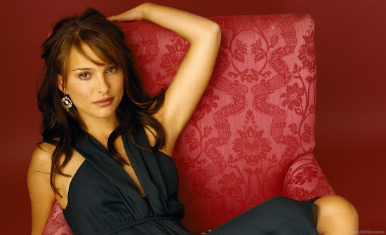 Natalie Portman Actress Spicy Wallpaper