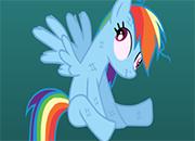 MLP Rainbow Last Dash juego