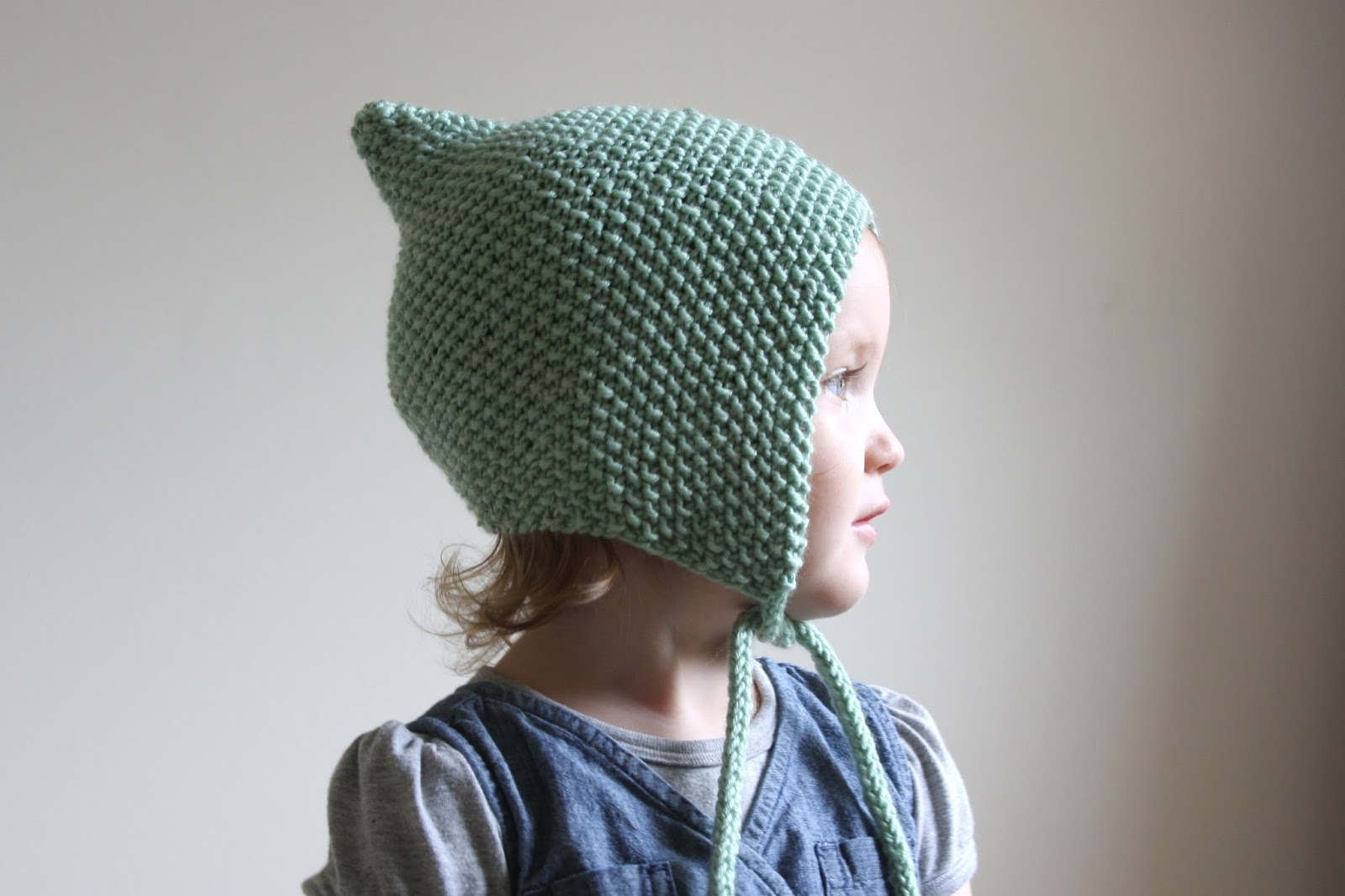 Knitting Patterns For Toddler Hats : Funky Fresh Fraziers: Baby and Toddler Hat Knitting Patterns