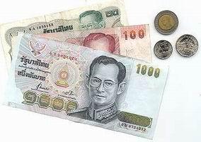 bani tailandezi