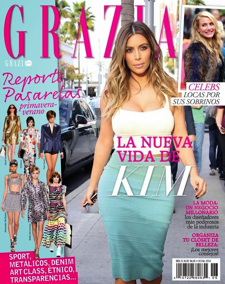 ok Magazine Kim Kardashian Kim Kardashian ok Magazine