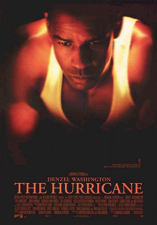 el huracan carter: