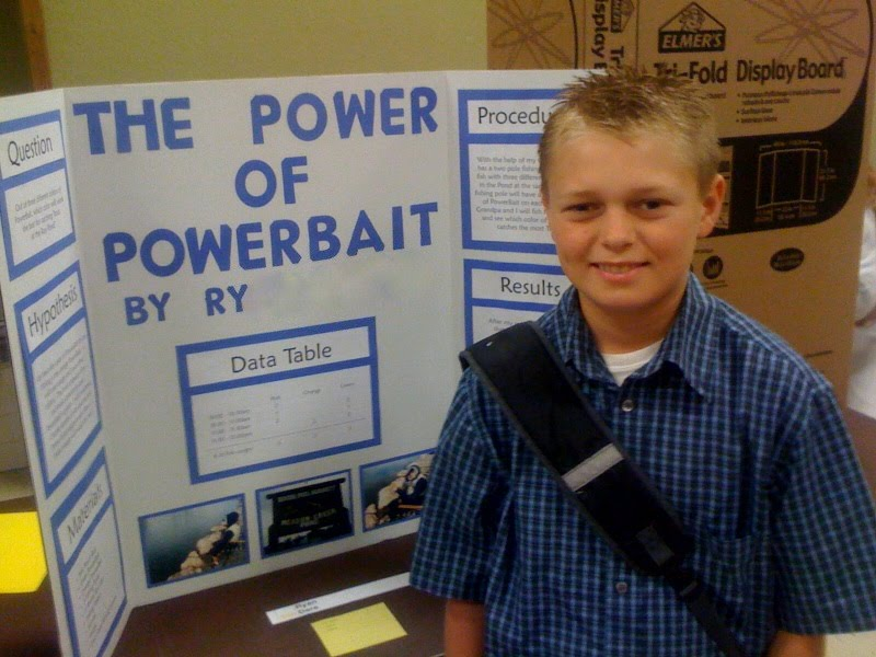science project for 6th grade