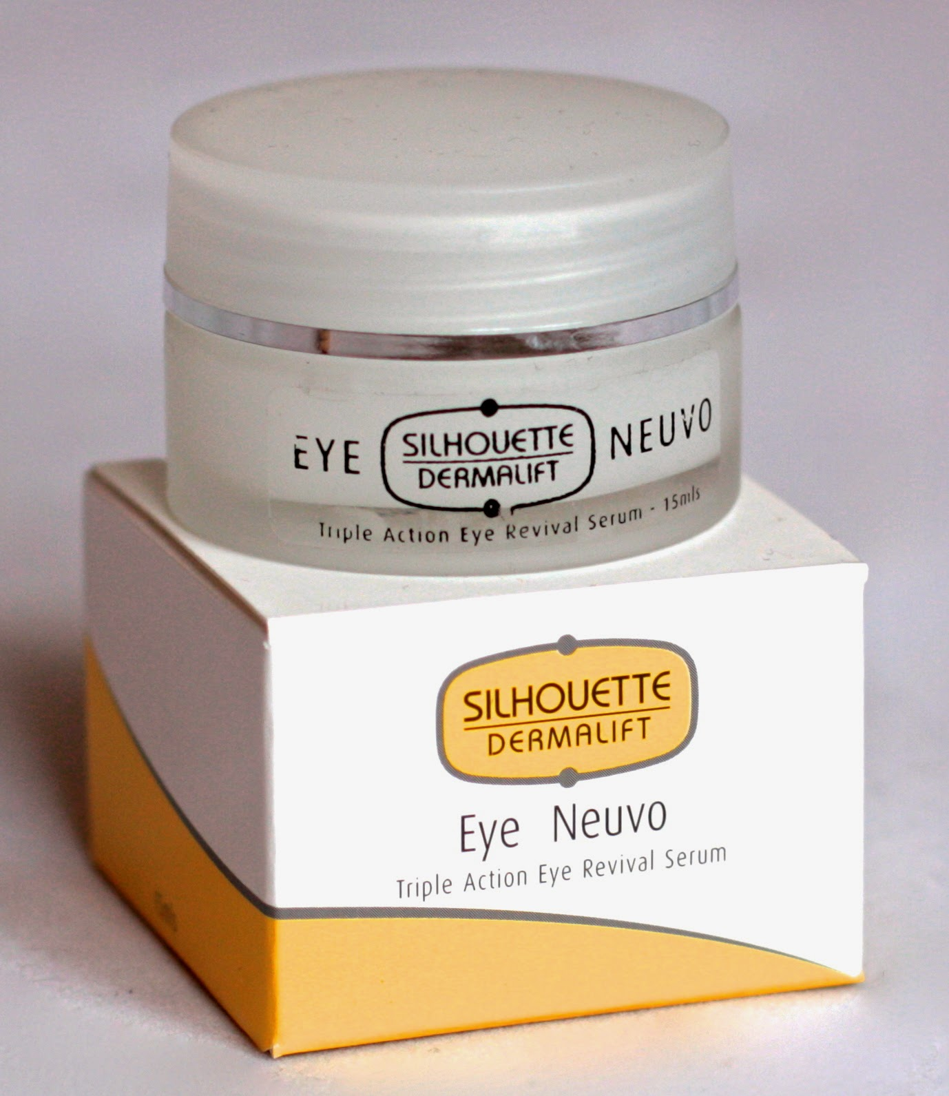 Silhouette Dermalift Eye Neuvo Triple Action Eye Revival Cream