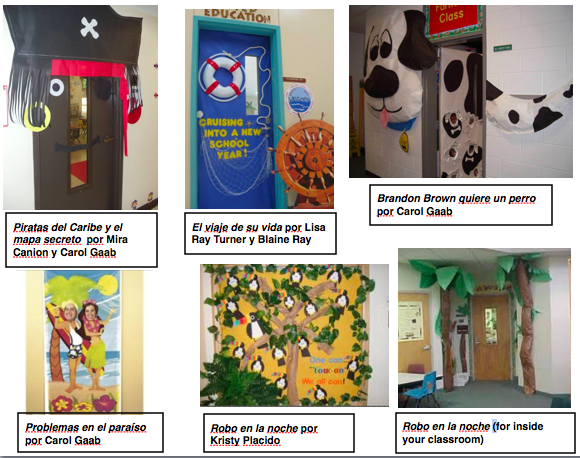 Spanish Teacher Classroom Decorations ~ Teaching spanish w comprehensible input novels and