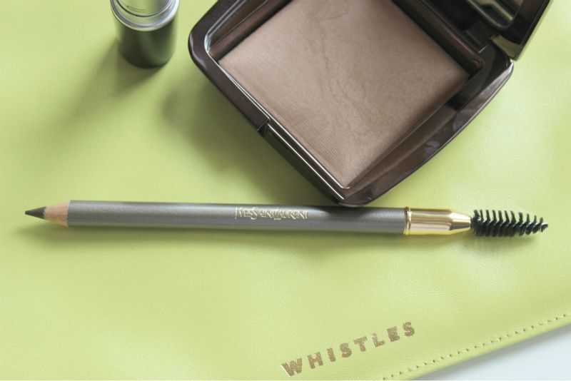 Ysl Eyebrow Pencil In Shade 4 Ash Review The Sunday Girl