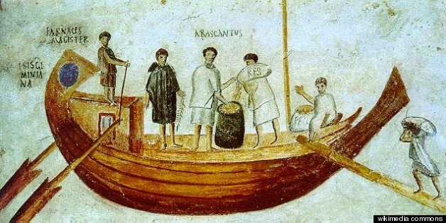 Ancient Greeks discovered America, according to an Italian university professor